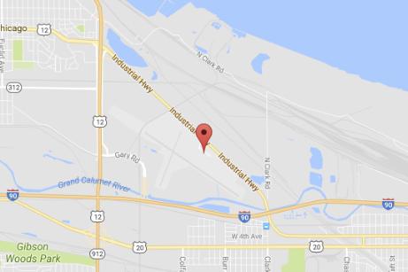 Gary Chicago International Airport GYY Chicagos Third Airport